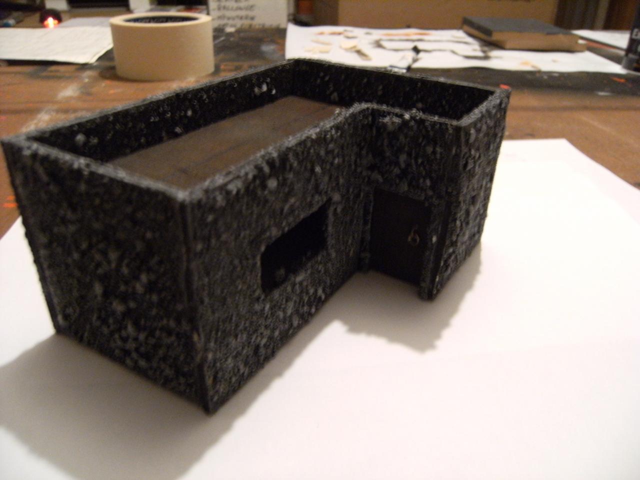 Comment faire des maisons miniatures for Construire une maison miniature