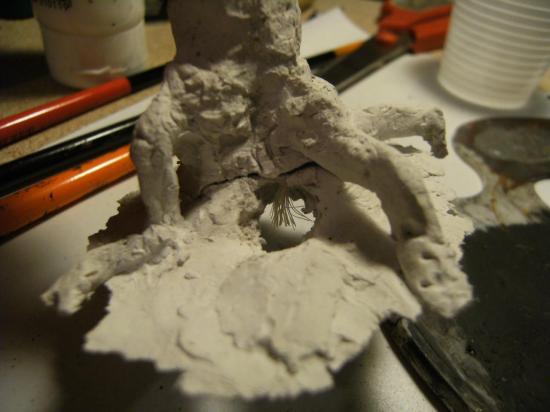 [WIP] Petit diorama apocalyptique (phoque yeah !) Dscf5469